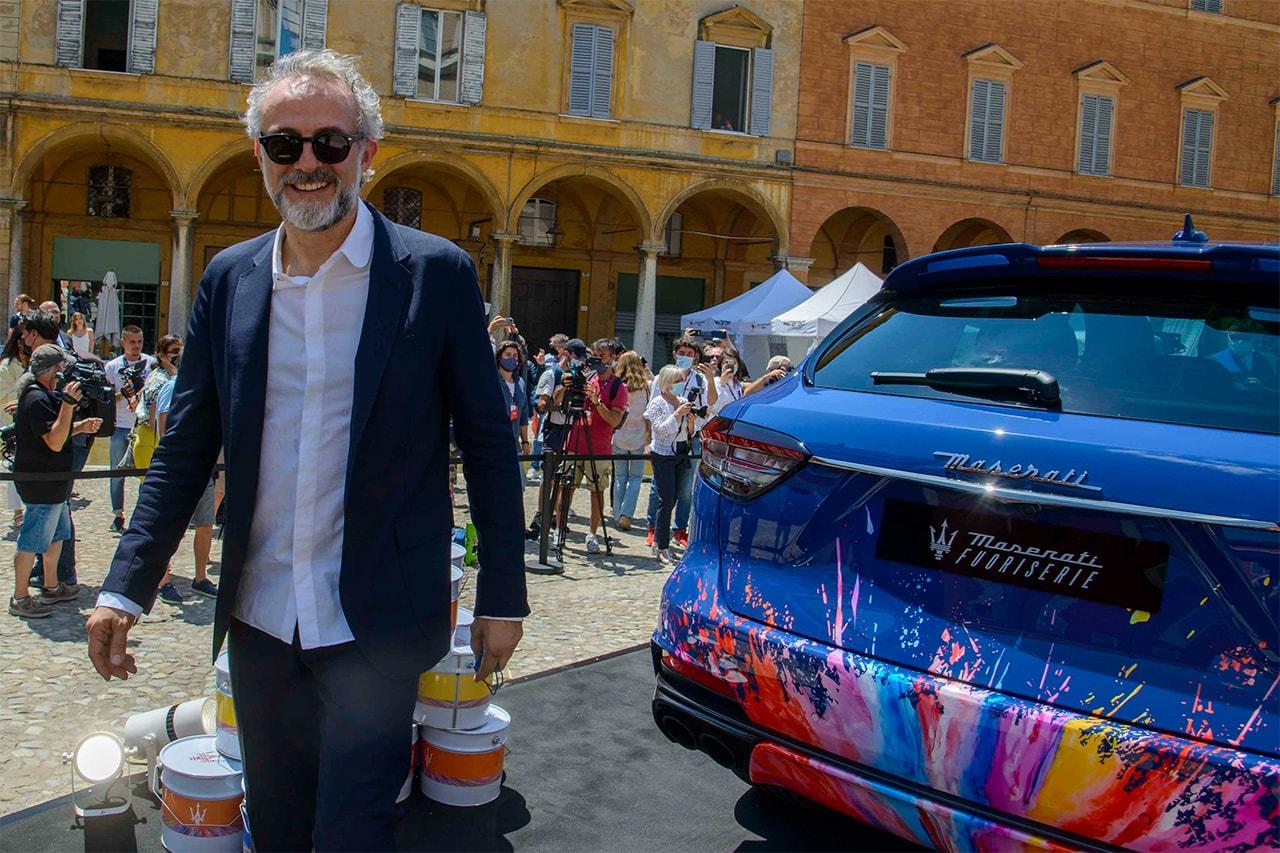 maserati customization project motor valley fest festival event automotive Ferrari, Maserati, Lamborghini, Dallara, Pagani and Ducati