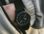 N. Hoolywood Joins Hamilton for a Blacked-Out Military Field Watch