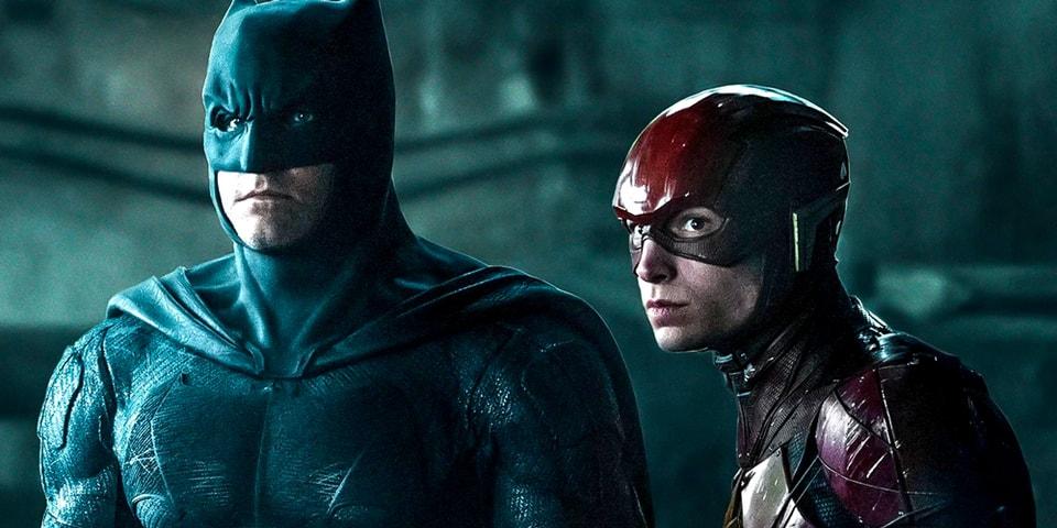 Latest 'The Flash' Set Photos Show New Look for Ben Affleck's Batman