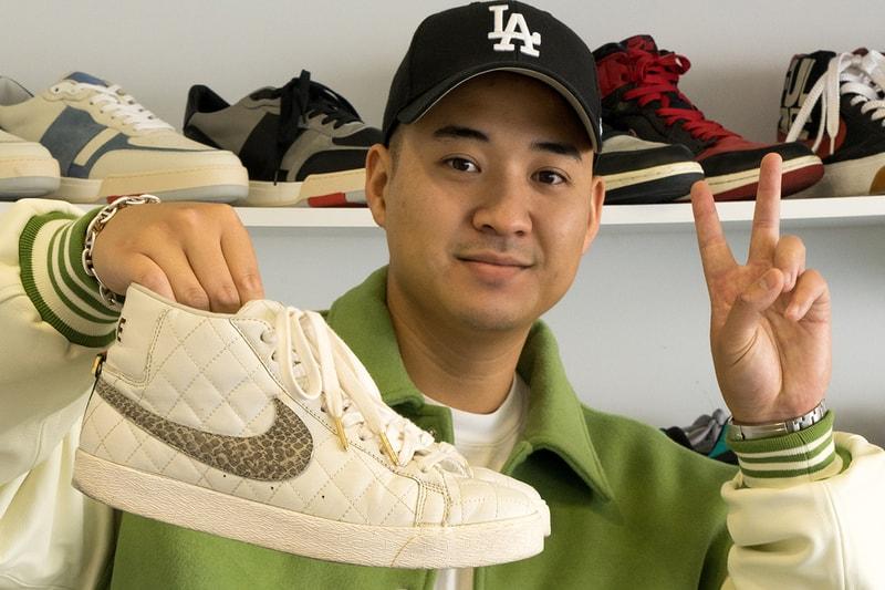Sole Mates: Nick Sisombath and the Supreme x Nike Blazer