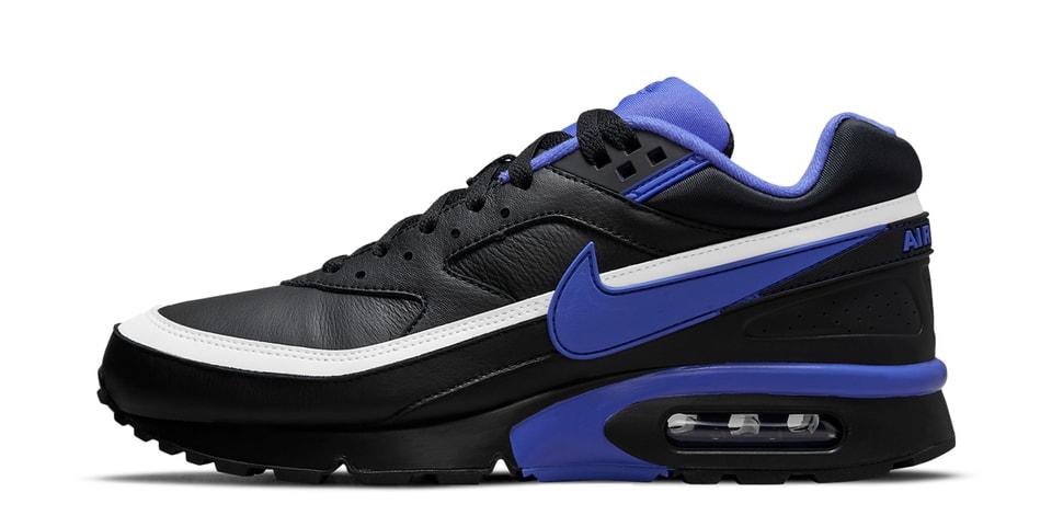 "Nike Air Max BW ""Black Violet"" Flips a Classic"