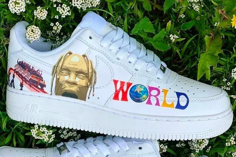Nike Now Suing Sneaker Customizer for Trademark Infringement