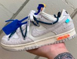"""Take a Detailed Look at the Off-White™ x Nike Dunk Low """"THE 50"""" 16 of 50"""