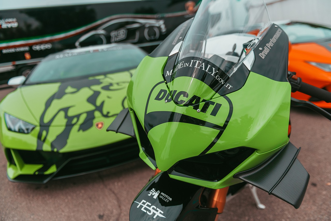 motor valley festival supercar ferrari automotive automobile racing race car maserati italy recap highlights challenge rally lancia