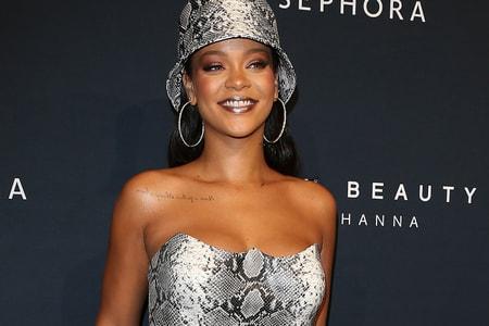 Rihanna Announces Upcoming Fenty Perfume Release