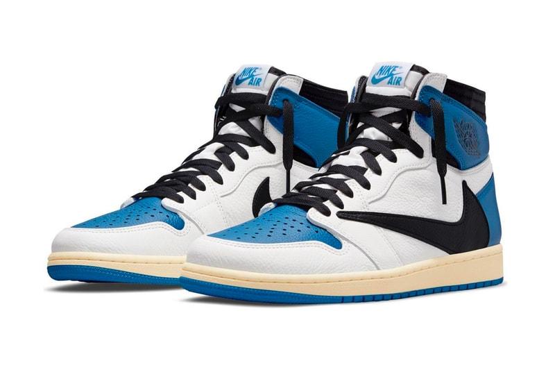 Sneaker Bots Took Over Release of Travis Scott x fragment x Air Jordan 1 High