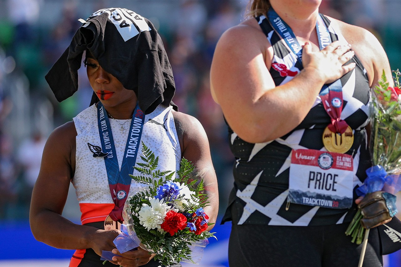"""The Olympics Isn't Cancelled. But is it """"Cancelled""""? Tokyo olympics covid-19 Sha'Carri Richardson ban suspension cannabis"""