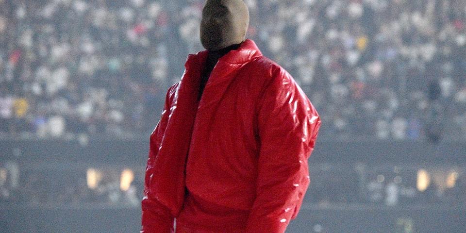 Look Inside Kanye West's Atlanta Stadium Living Quarters - HYPEBEAST