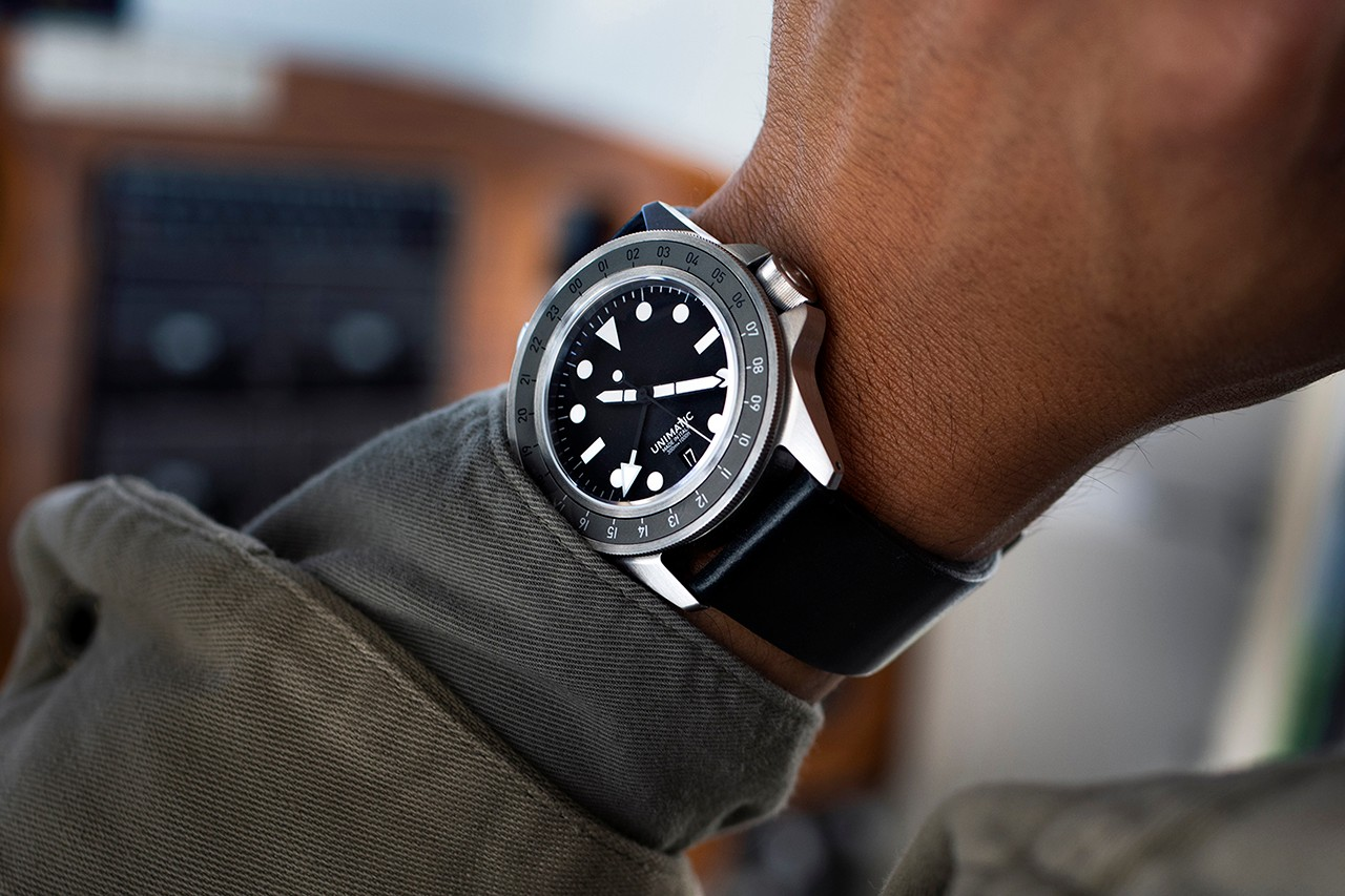 UNIMATIC Brings Cool HODINKEE Greys to Trio of Tool Watches For Limited Edition H Series