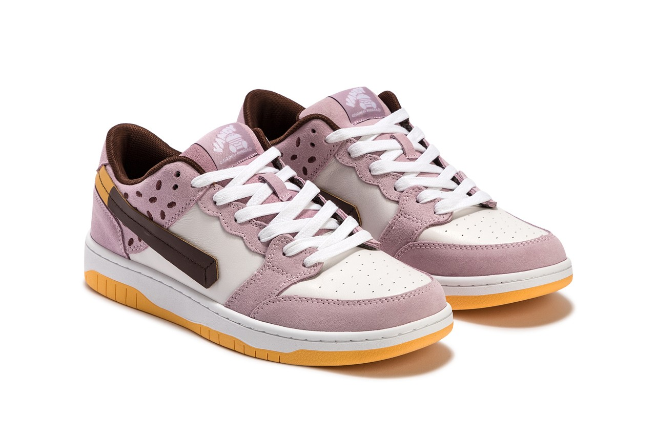 vandy the pink hbx ice cream collection capsule burger shoes plush toy rug interview exclusive official release date info photos price store list buying guide