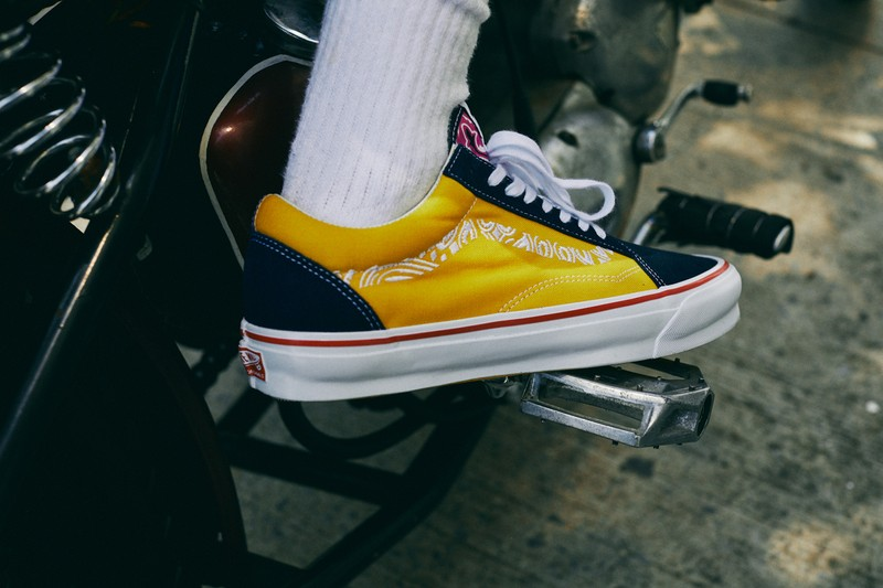 Explore the Textile-Driven Vault by Vans and BEDWIN & THE HEARTBREAKERS