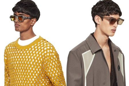 A-Cold-Wall* Links Up With RETROSUPERFUTURE for Eyewear Collection