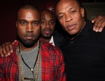 """Kanye West Teases Dr. Dre-Produced Song """"Glory"""" in New Beats Campaign"""