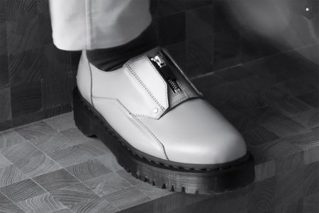"""A-COLD-WALL* Reconnects With Dr. Martens for a """"Graphite"""" 1461 Collaboration"""