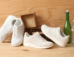 """ASICS Goes the Eco-Friendly Route for Its Latest GEL-LYTE III """"Kind Leather Pack"""""""