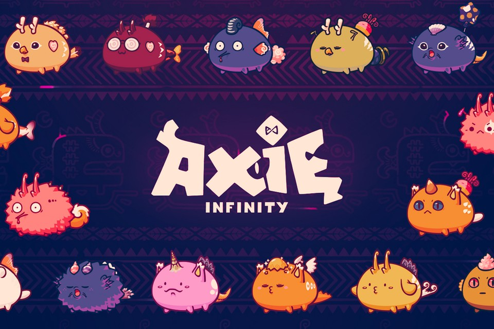 Axie Infinity Hits a Record $1 Billion in Sales   HYPEBEAST