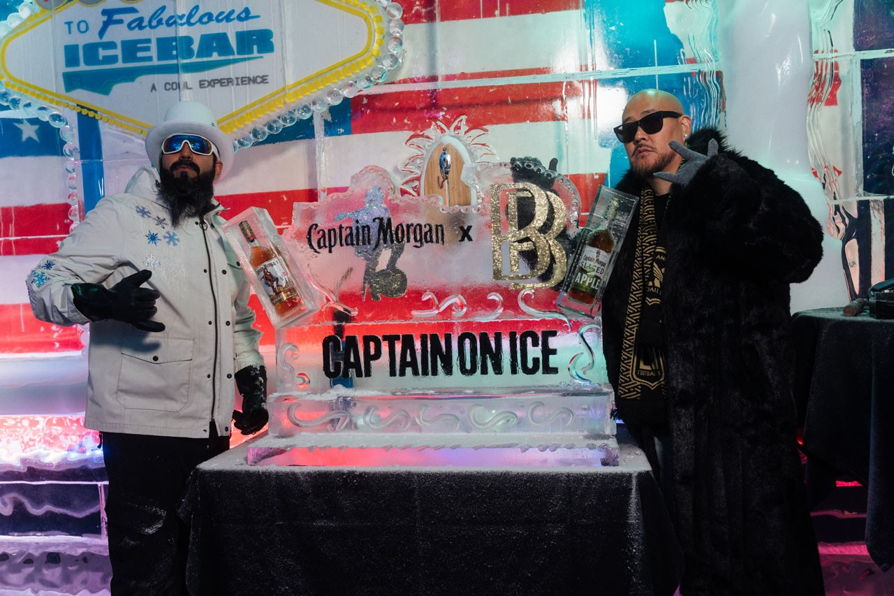 Ben Baller Talks About His Jewelry Finesse and Defining Success captain morgan sweepstakes chain design MLS all star game private jet event recap