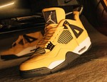 """The Revival of the Air Jordan 4 """"Lightning"""" Strikes Hard in This Week's Best Footwear Drops"""