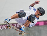 Olympic Skateboarder Cory Juneau on Designing the Sneakers He Won Bronze In