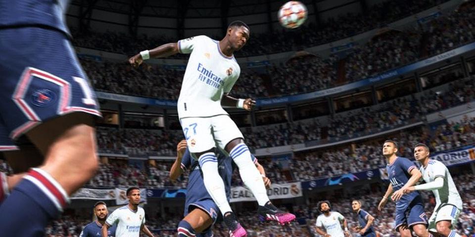 'FIFA 22' Showcases Next-Gen HyperMotion Technology In Fresh Gameplay Trailer