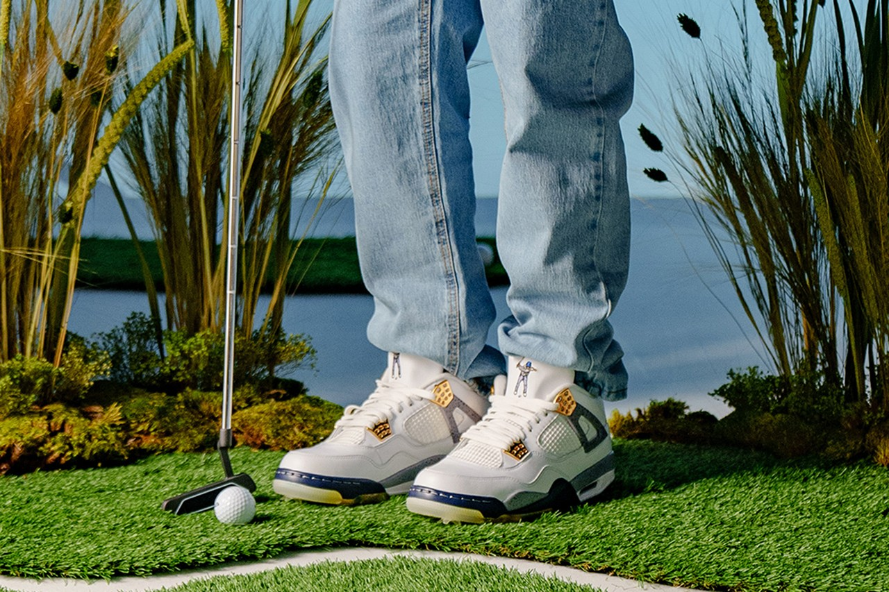 Eastside Golf Interview: Golf, Jordan Brand, Michael Jordan Steph Curry Chris Paul