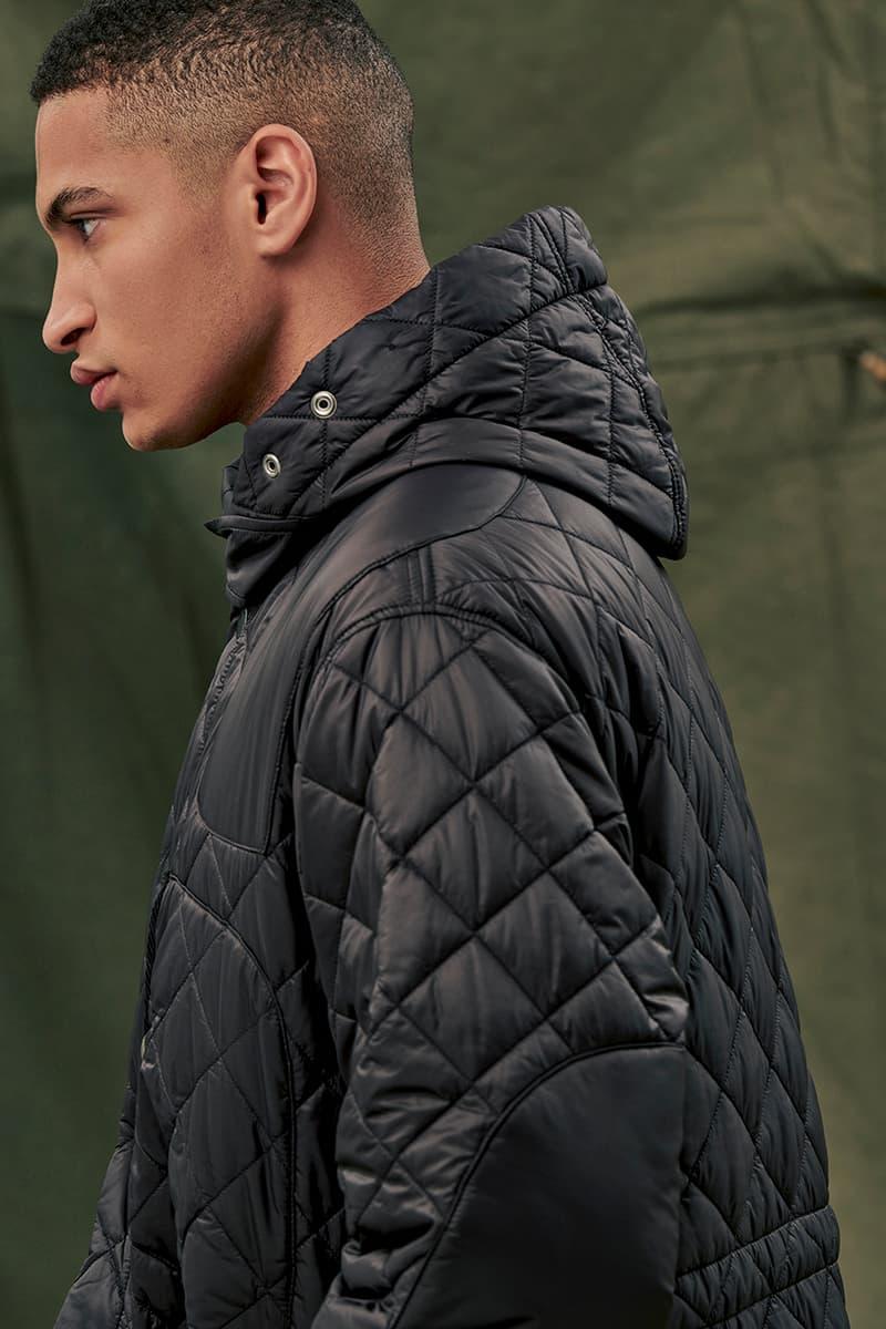 barbour engineered garments fall winter 2021 release details information buy cop purchase daiki suzuki