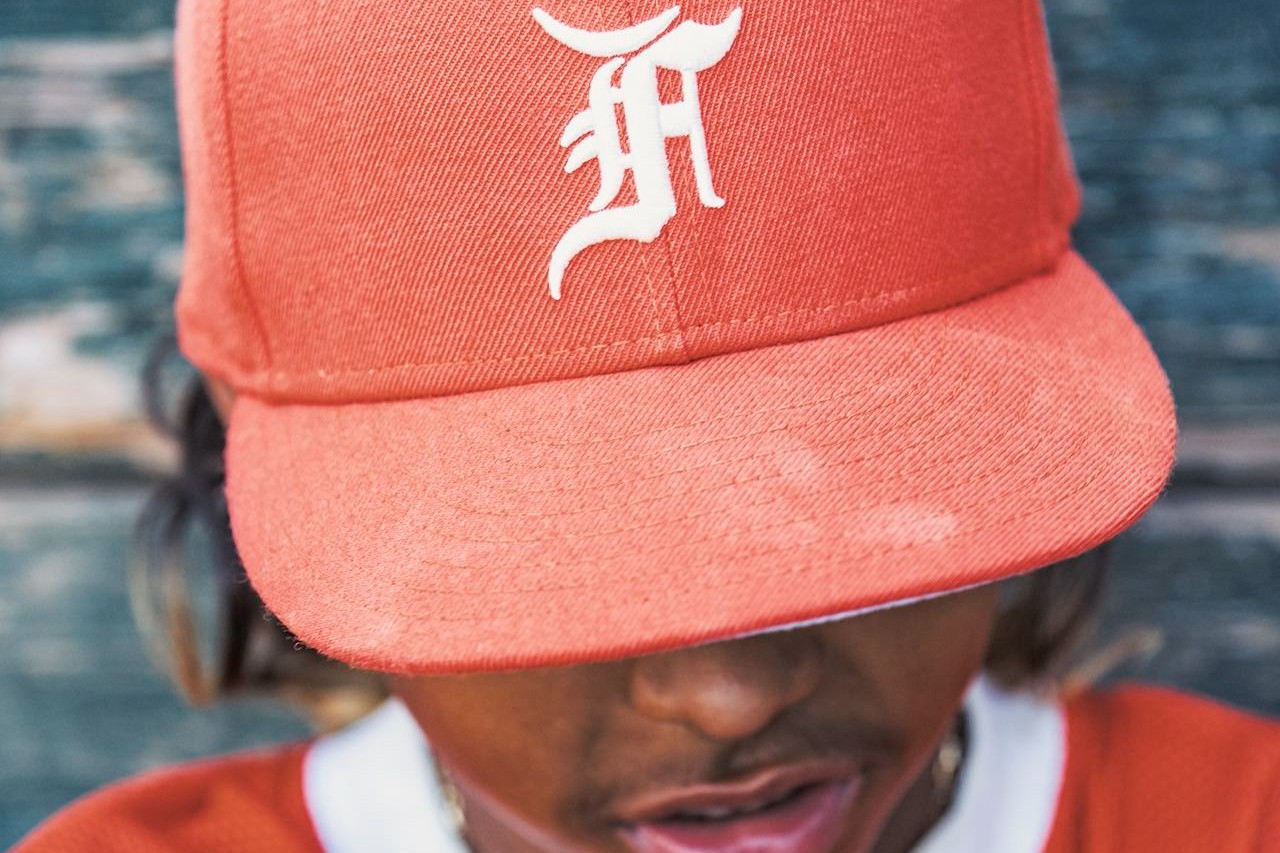 New Era x Fear of God 59FIFTY Fitted and Essentials 950 RC Collection