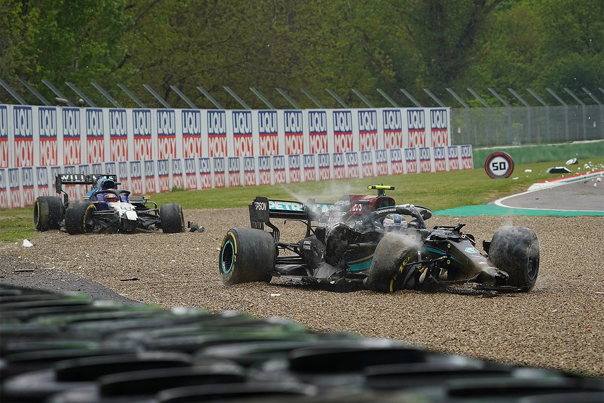 formula 1 racing mercedes petronas valtteri bottas driver interview