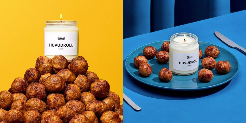IKEA Releases Meatball Scented Candles | HYPEBEAST