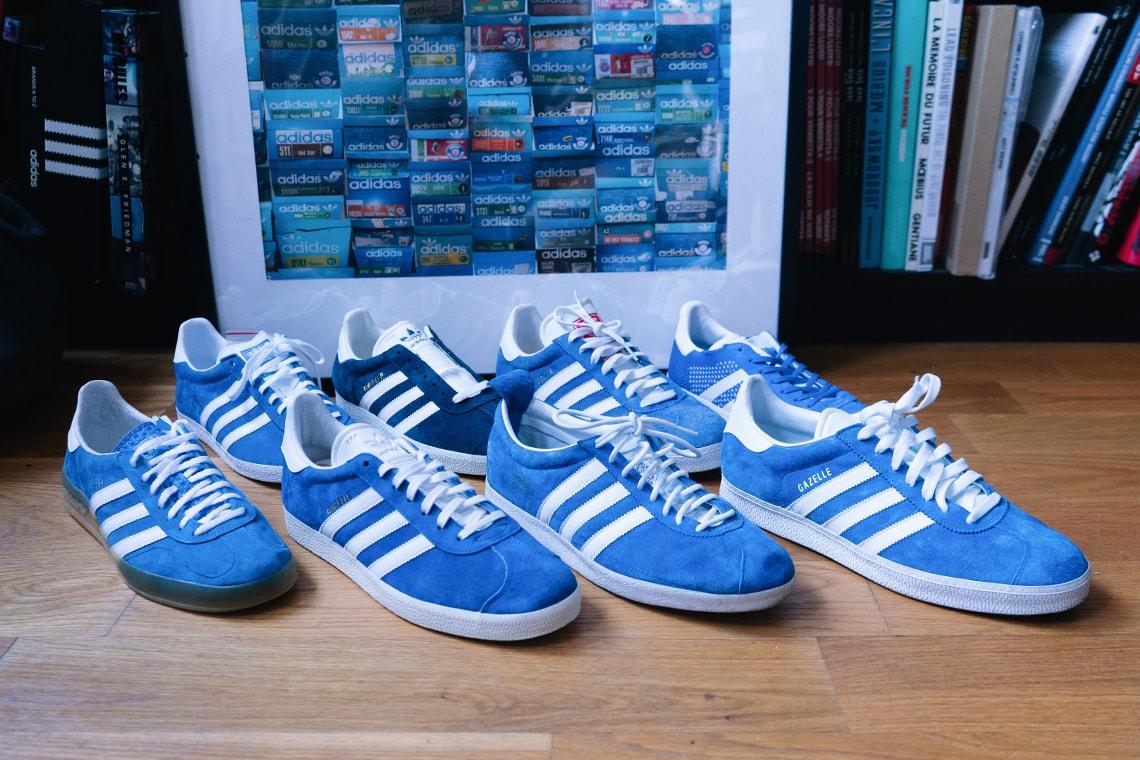 sole mates jean jhalife john kaiser knight adidas originals gazelle interview conversation
