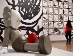 Brooklyn Museum Releases Five New KAWS T-Shirts to Complement the Exhibition