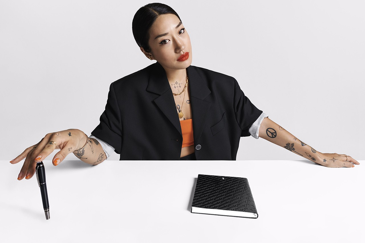 Montblanc Adds Peaky Blinders Star Cillian Murphy and DJ Peggy Gou To Its Mark Markers