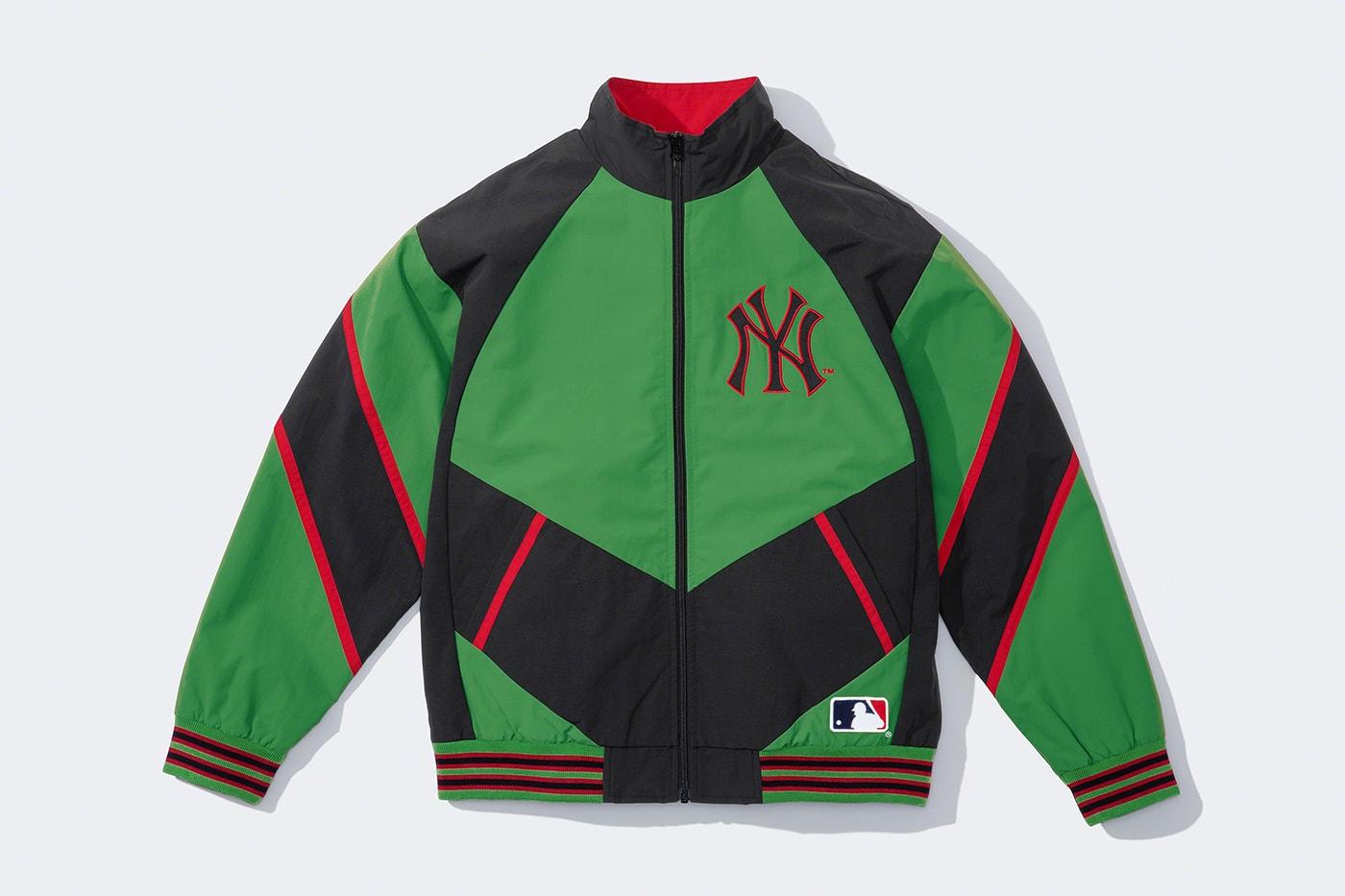 New York Yankees x Supreme Fall 2021 Collaboration