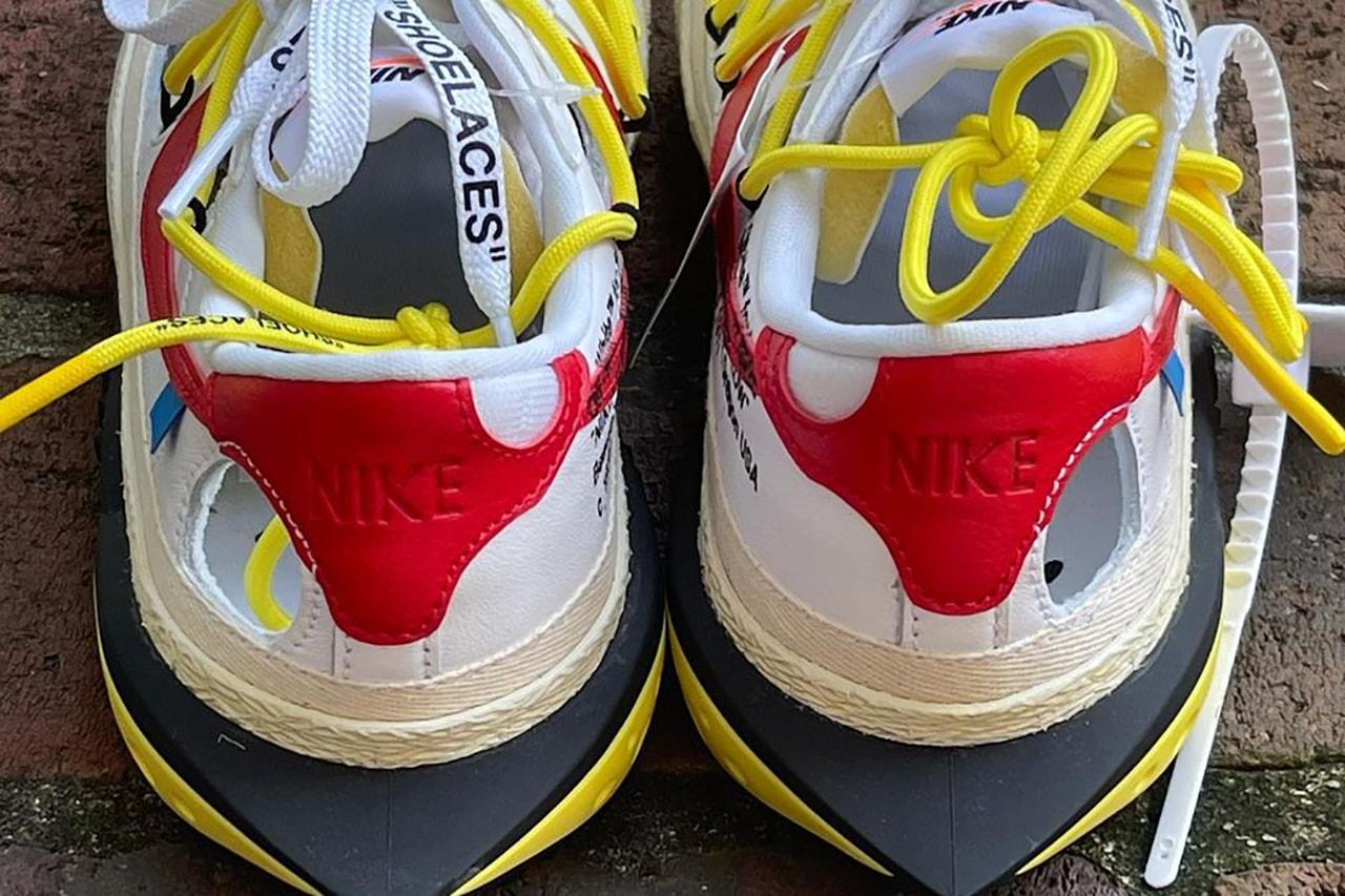 Off-White™ x Nike Blazer Low