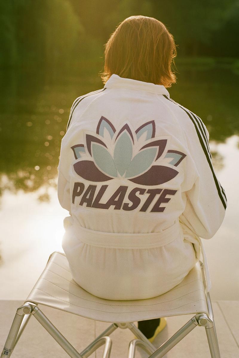 palace skateboards Adidas originals palaste collaboration wellness yoga wellbeing