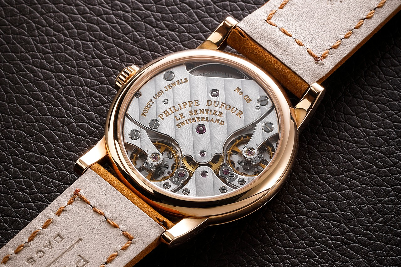 Phillips to Offer Full Set of Four Philippe Dufour Watches at Geneva XIV Auction in November