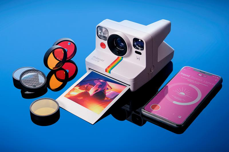 polaroid, <b> Polaroid&#8217;s latest 'Now+&#8217; instant camera can be connected to your phone via Bluetooth </b>
