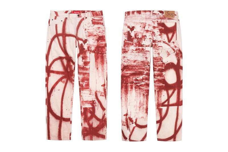 Supreme Fall/Winter 2021 Pants