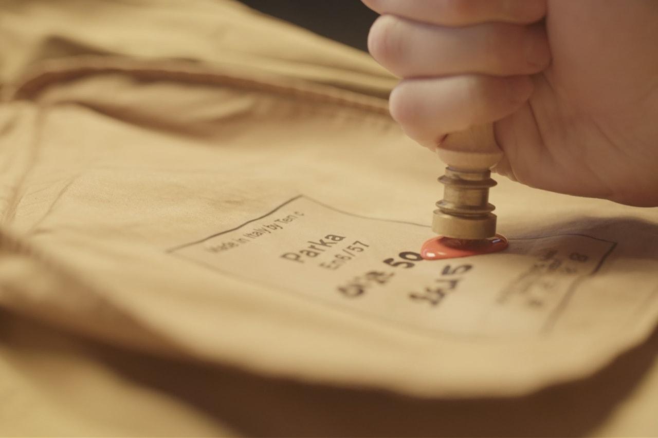 What the Tech? Ten C's OJJ Fabric Explained Japanese fabric interview stone island cp company design Italian design