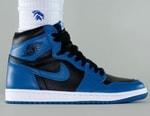 "Take an On-Foot Look at the Air Jordan 1 High OG ""Dark Marina Blue"""