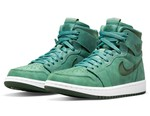 Air Jordan 1 High Zoom CMFT Gets Drenched With All-Green Uppers