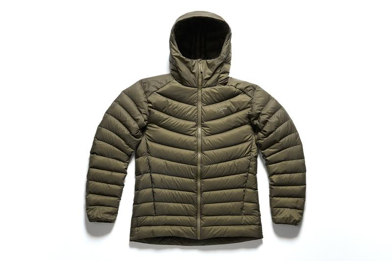 Arc'teryx Agrium Hoody Fall/Winter 2021 information outerwear quilted