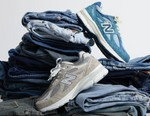 Levi's Outfits the New Balance 990v3 With Shrink-To-Fit Denim In This Week's Best Footwear Drops