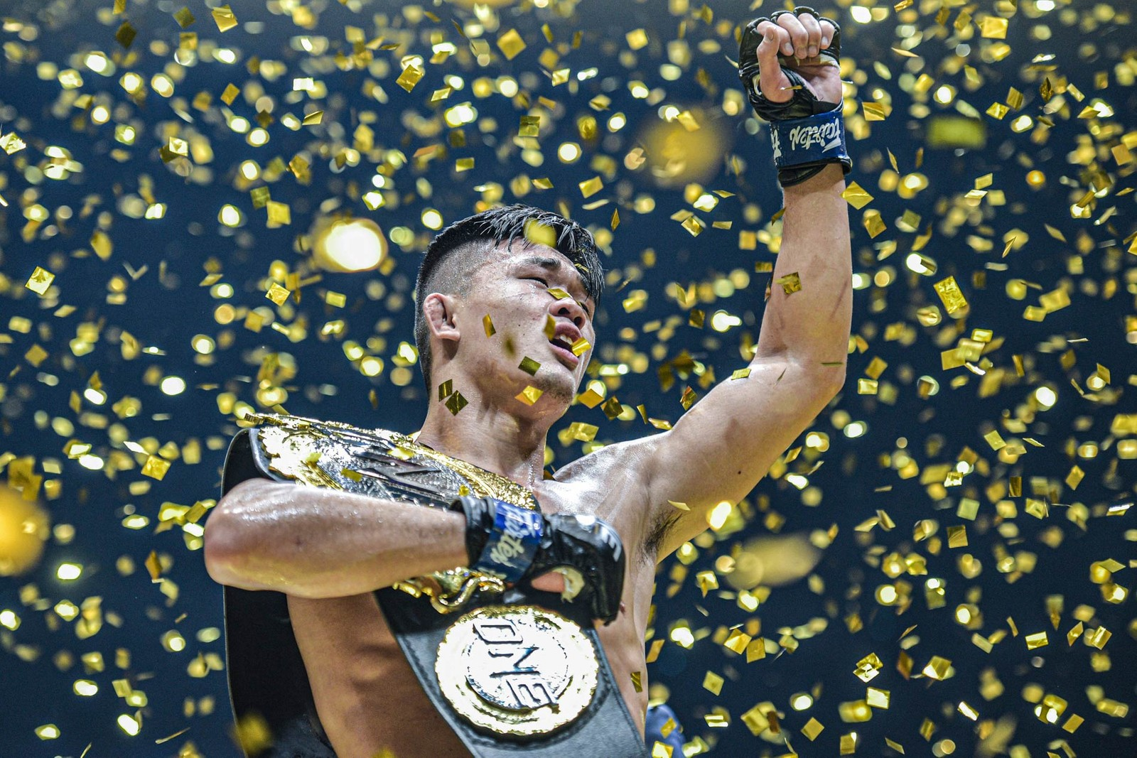 Christian Lee Ok Rae Yoon ONE Championship REVOLUTION pre fight interview Singapore sports combat sports BJJ Karate MMA