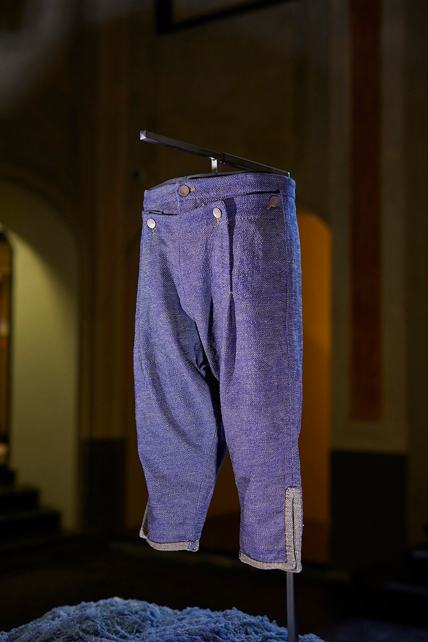 Diesel to Reproduce World's Oldest Jean Material