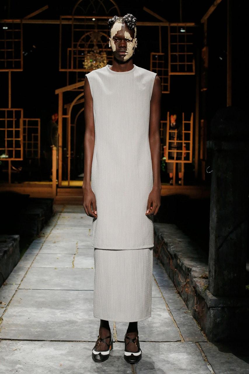 Genderless Design Codes Dominate NYFW's Spring 2022 Runways New York Fashion Week