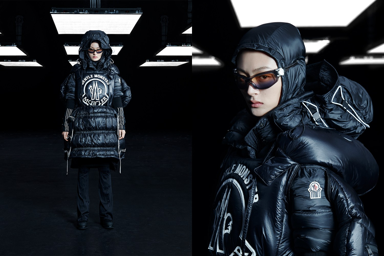 Gentle Monster x Moncler Genius Project Debut Collection Eyewear Seoul Swipe