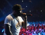 50 Cent and Y2K Icons Headline Golden Sand in Riviera Maya