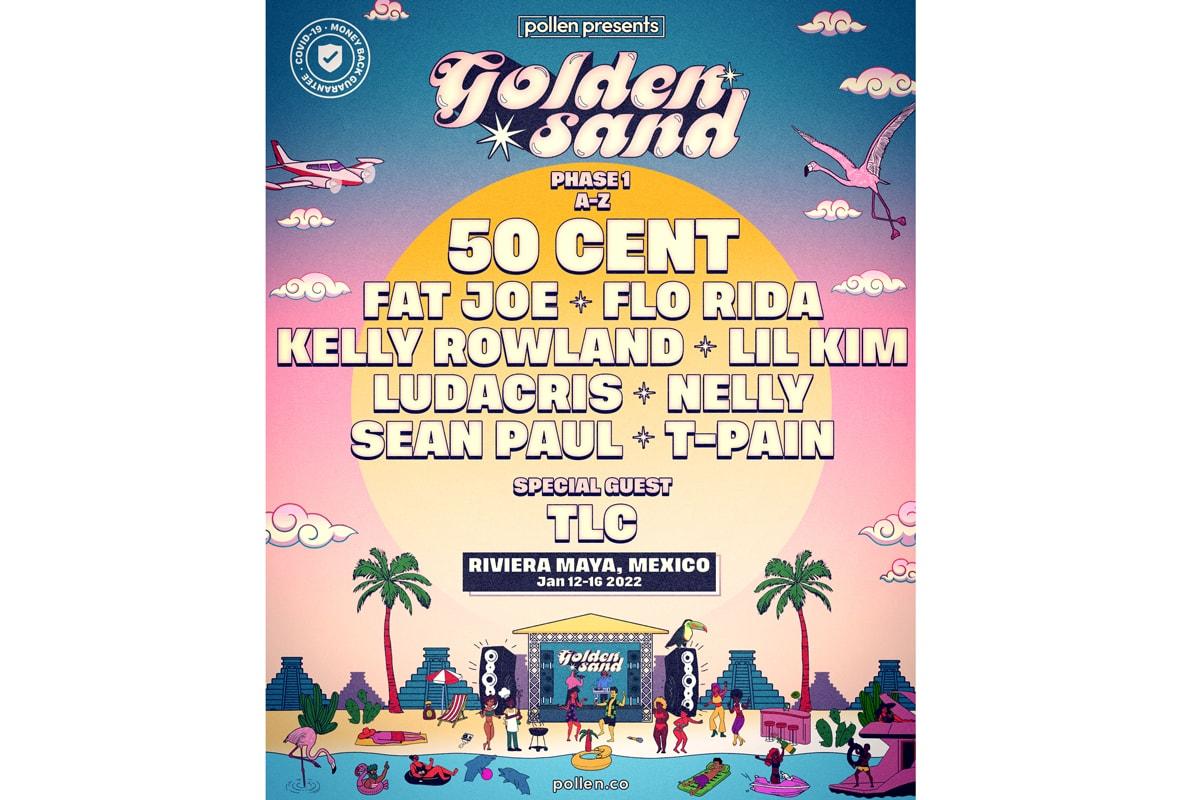 mexico flo rida lil' kim music festival beach nelly t-pain hip hop r&b 2000 y2k