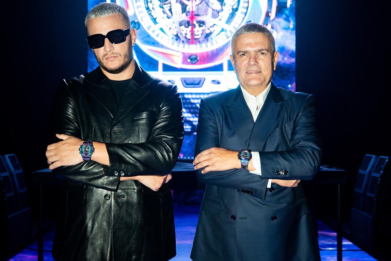 Hublot Drops First Collaboration With EDM Star DJ Snake